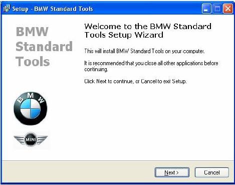 инструкция по установки Inpa Bmw - фото 3